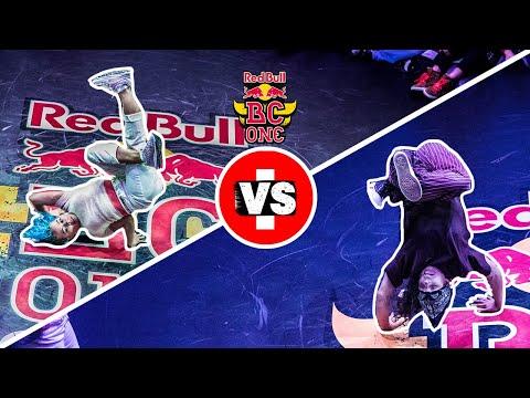 Red Bull BC One B-Girl World Final | Top 8: Roxy (UK) vs. San Andrea (FR)