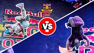 Red Bull BC One B-Girl World Final | Top 8: Roxy (UK) vs. San Andrea (FR)