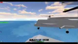 V-22 Osprey (NEW) ROBLOX