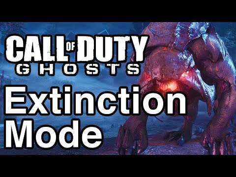 Call of Duty: Ghosts Extinction pt.4