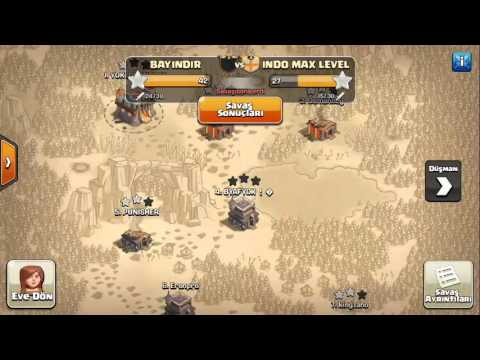 Clash Of Clans Valkyrie Defense