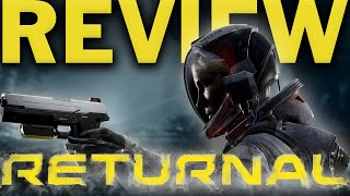 Returnal REVIEW | PS5 GOTY SO FAR? (Video Game Video Review)
