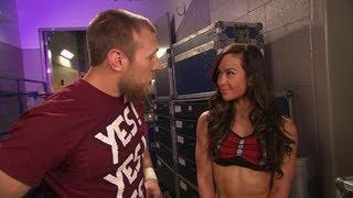 "Daniel Bryan tries to ""help"" AJ"