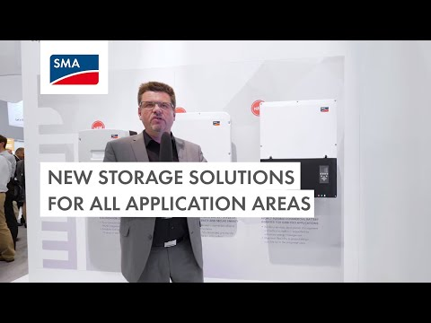 New Storage Solutions for all Application Areas