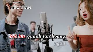 [KARAOKE] Mashup Top Hit Vpop Tháng 5   Lynk Lee, Hà Nhi, Paradox Band