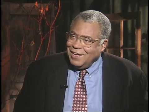 James Earl Jones talks with Jimmy Carter..A Family Thing