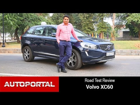 Volvo XC60 Test Drive Review  - Autoportal