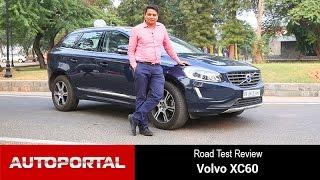 Volvo XC60 Test Drive Review  - Autoportal
