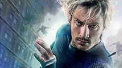 Avengers Age of Ultron ||  QuickSilver Scenes || HD