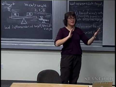 Lecture 10 | Programming Abstractions (Stanford)