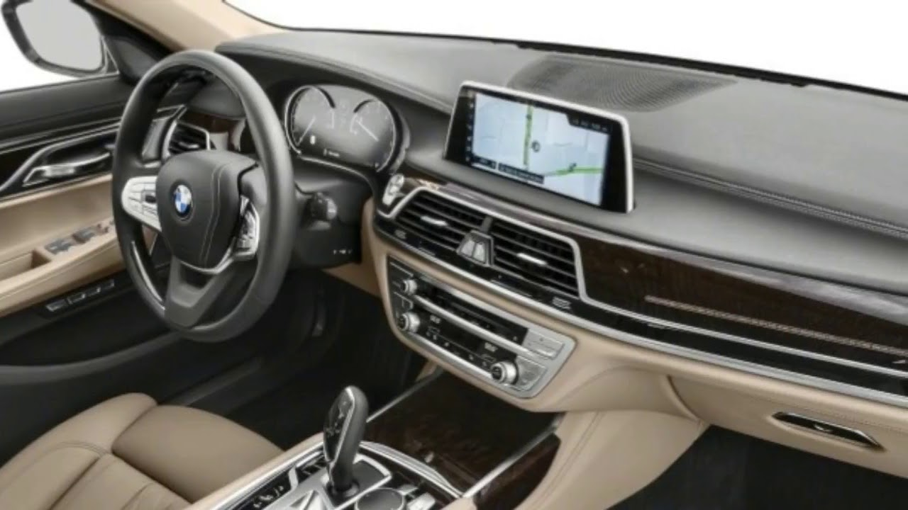 2018 bmw 740. Interesting Bmw NEW 2018 BMW 740 Interior With Bmw