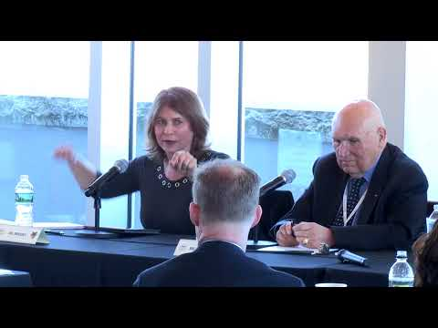 Panel 3 – Class of 2006 War Studies Conference (March 2018)