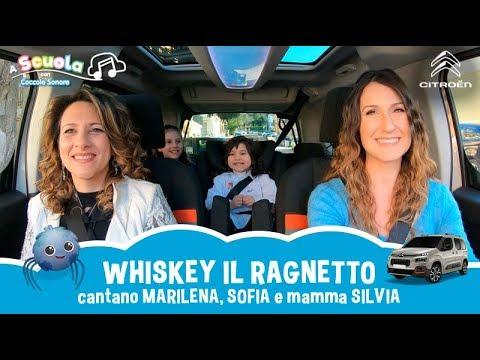 Whiskey il ragnetto - A scuola con Coccole Sonore