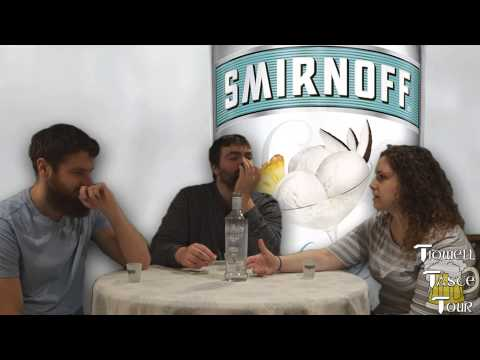 Smirnoff Sorbet Light Pineapple Coconut Vodka Review