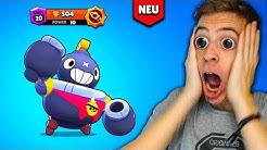 ICH SPIELE MIT TICK VOR ALLEN ANDEREN!! 😱😈 NEUER BRAWLER GAMEPLAY UPDATE! | Brawl Stars deutsch