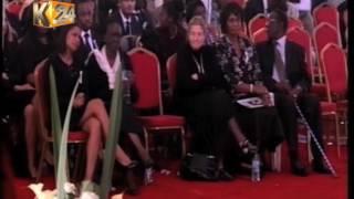 Aliyekuwa waziri Nicholas Biwott azikwa  nyumbani Keiyo