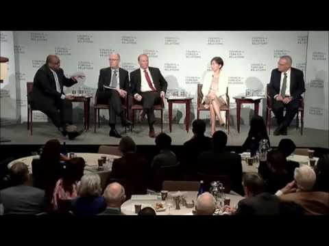 CFR panel: Crisis in Global Governance