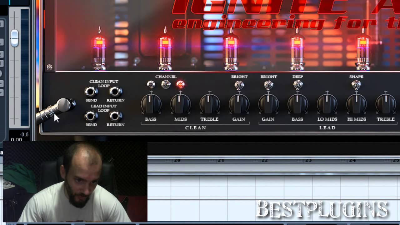 ignite amps plugins