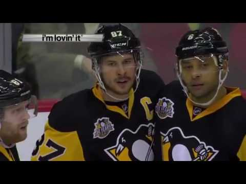 Top 10 Goals By Sidney Crosby