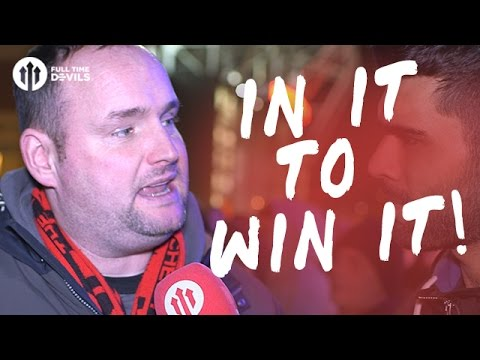 Andy Tate: In It To Win It! | Manchester United 2-0 Hull City | FANCAM