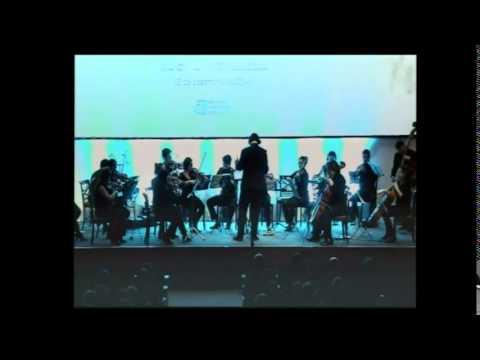 Dir/Maestro Roberto Laborda:1- Sinfonia 29, (Mozart)-Orquesta Metropolitana de Barcelona