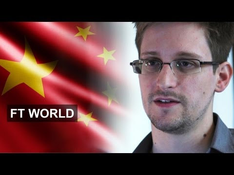 Snowden leaks hurt US China relations