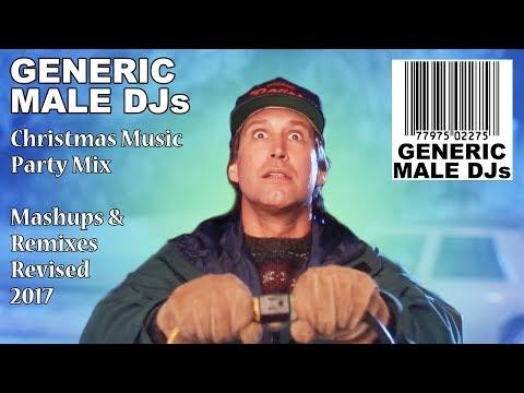 Christmas Party Music Mix Playlist- Mashups and Remixes 2017