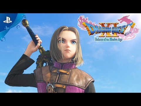 agon Quest XI: Echoes of an Elusive Age - Opening Movie | PS4