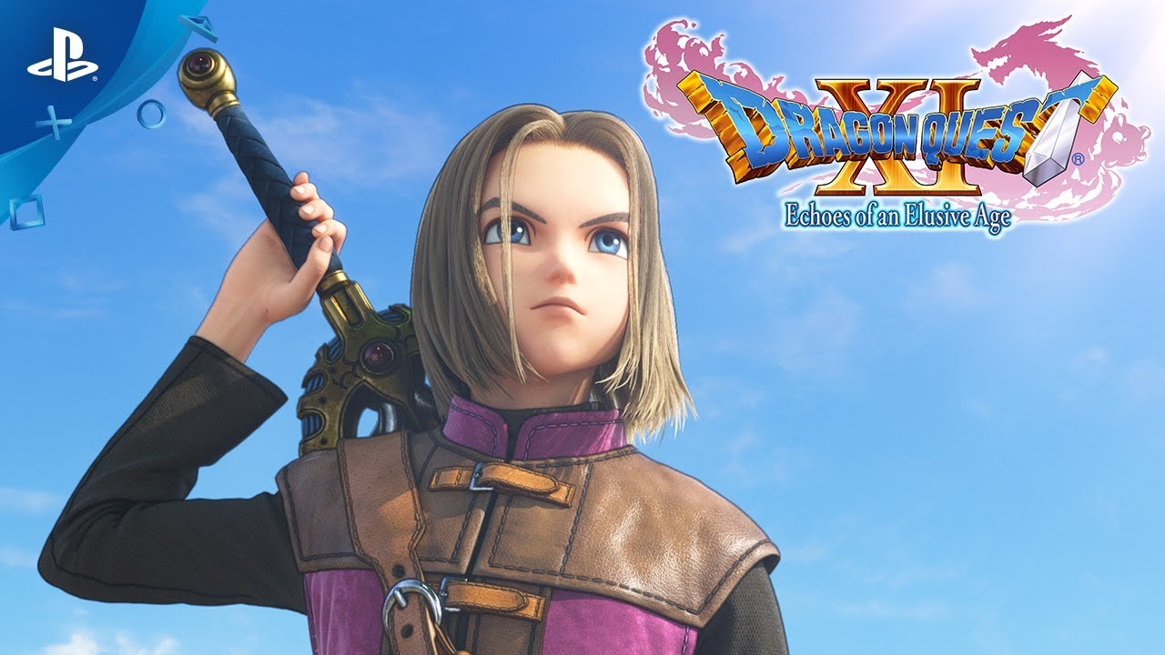 Dragon Quest XI: Echoes of an Elusive Age Standard and