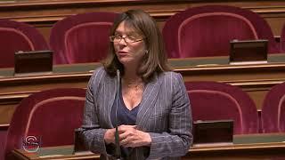 Nathalie Goulet défend la revalorisation des retraites agricoles