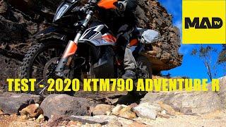 Review & Test - 2020 KTM790 Adventure R