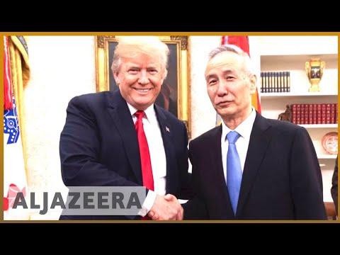 🇺🇸 🇨🇳 US, China launch trade talks to avert tariff war | Al Jazeera English