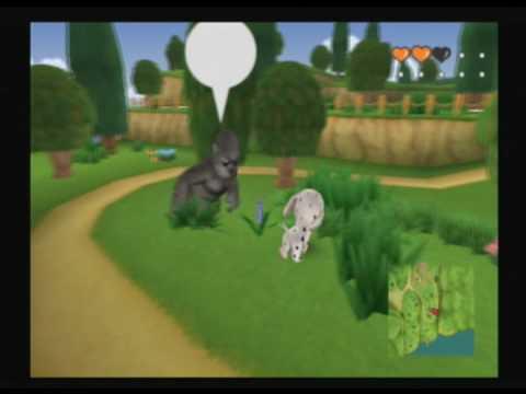 The Dog Island Ps2 Wii Random Gameplay Walking Around Youtube