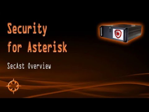 Security for Asterisk Based PBX