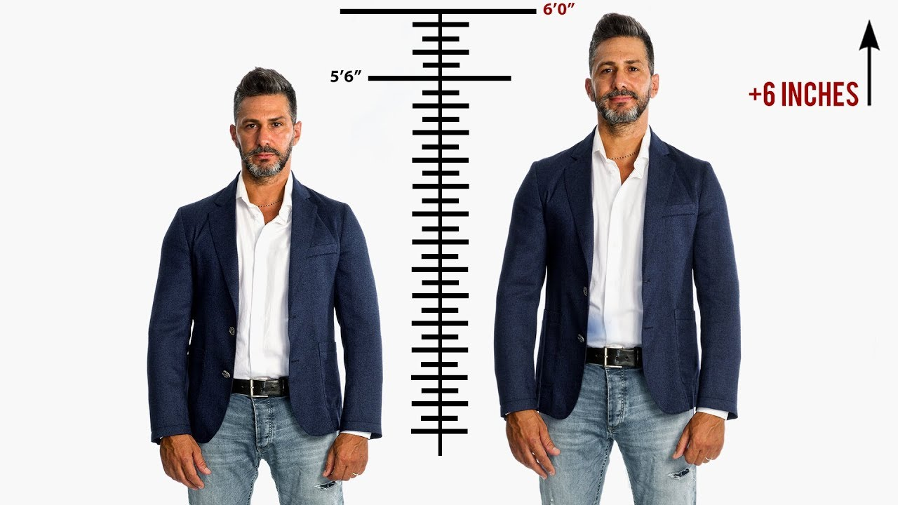 6 Things Your Height Says About Your Health recommendations