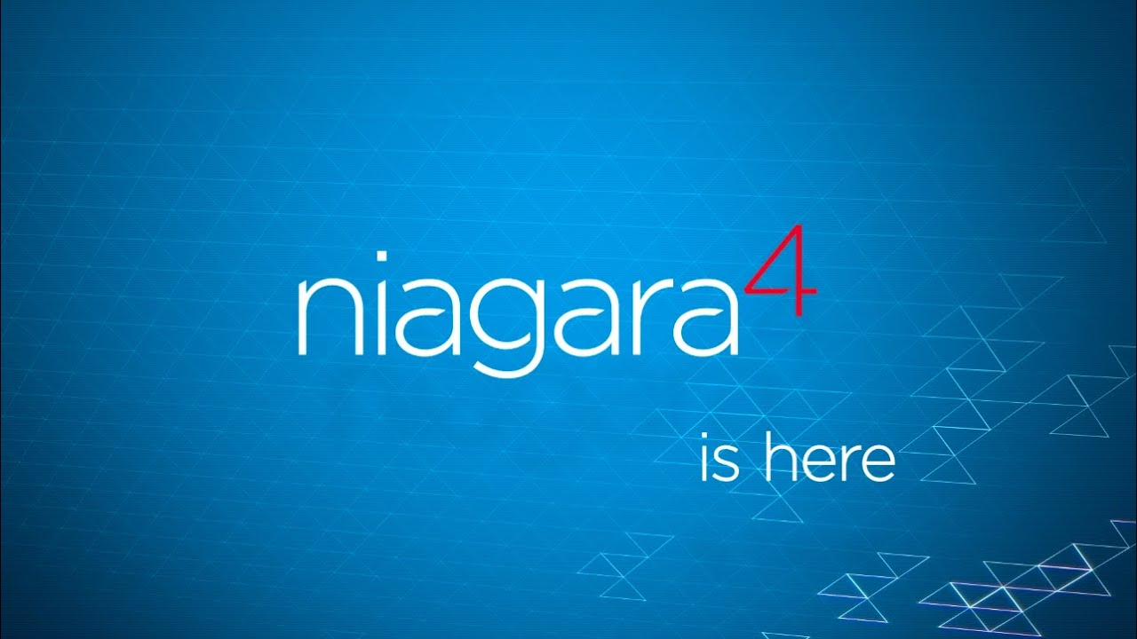 Niagara 4 - Products & Services