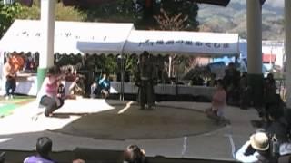 2012 第21回北海道 女だけの相撲大会
