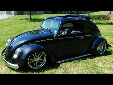 1963 VW Bug Rag Top 303HP  2016 National Street Rod Association Street Rod Nationals South Plus