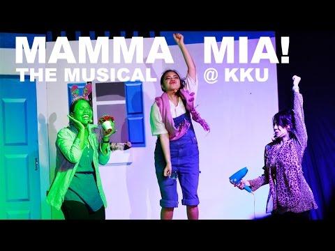 Mamma Mia! Khon Kaen University