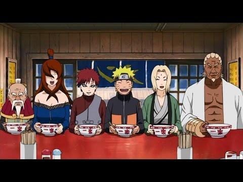 【GTTA】 Niji no Sora (Naruto Shippuuden) English Fandub 【Rage】