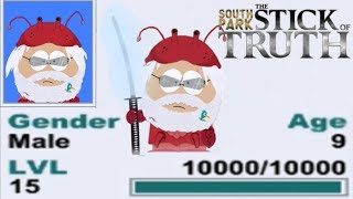 South Park The Stick of Truth - Quick Leveling, Quick Money & Best Weapon
