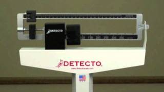 Detecto Physician Scale Demonstration