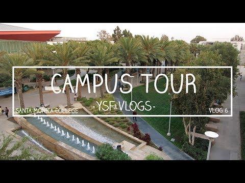 Campus Tour - Santa Monica College