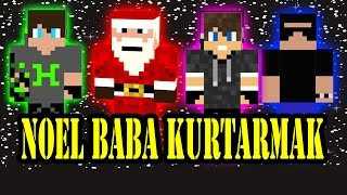 Minecraft Yeni Minigame - Christmas Chaos [ Noel Baba Hediyelerini Kurtar ]