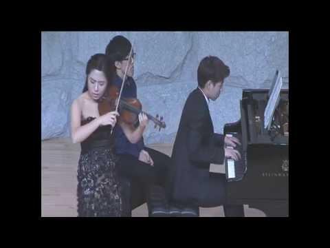 HYE JIN KIM - Frank violin sonata