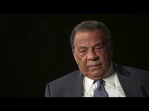 Andrew Young on MLK : 'I don't think he even he...