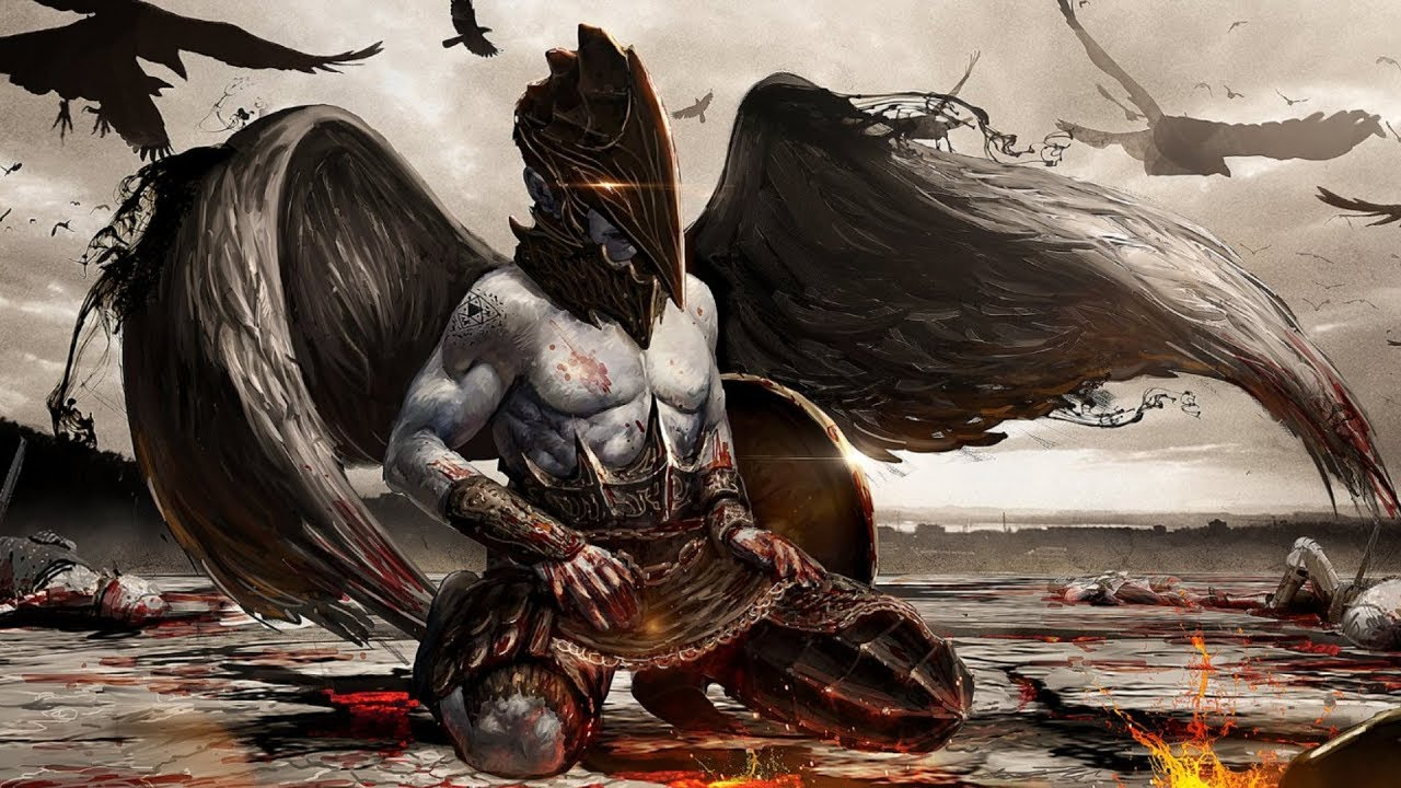 "EPIC! Aggressive and Powerful Dark instrumentals! ""God of death"" Best Rap Beats MegaMix  2"