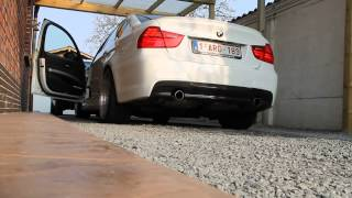 BMW 335i N54 - Coldstart - Full Performance Exhaust
