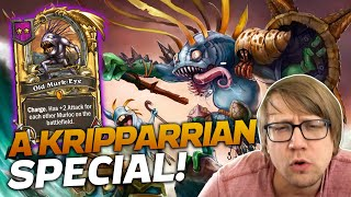 A Kripparrian Gameplay Special! | Hearthstone Battlegrounds | Savjz