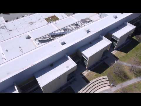 NSCC Waterfront Campus Aerial 2014